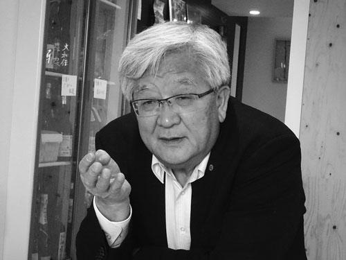 佐藤彌右衛門 会津電力株式会社代表取締役社長